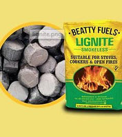 DEAL - Lignite Nuggets smokeless 40kg (9 Bags for £100)