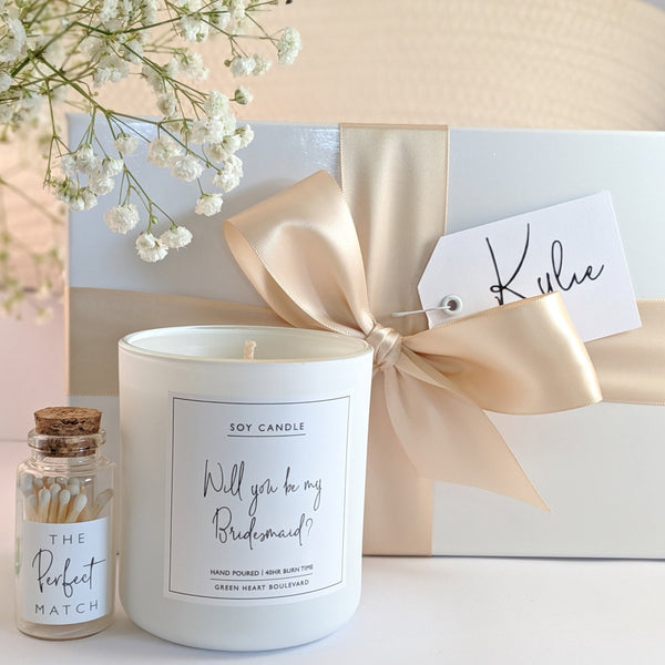 Luxury Bridesmaid Boxes
