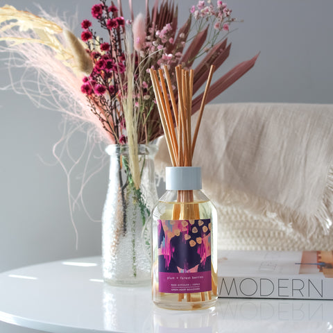 Plum + Forest Berries - Diffuser