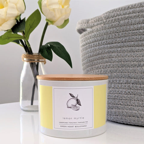 Lemon Myrtle - Candle