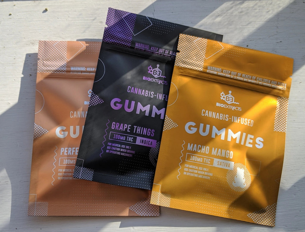 BIOEXTRACTS Cannabis Infused Gummies