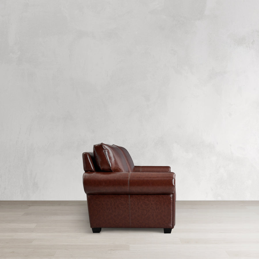 The Berkeley Sofa in Leather