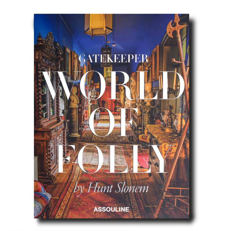 Gatekeeper: World of Folly | ASSOULINE