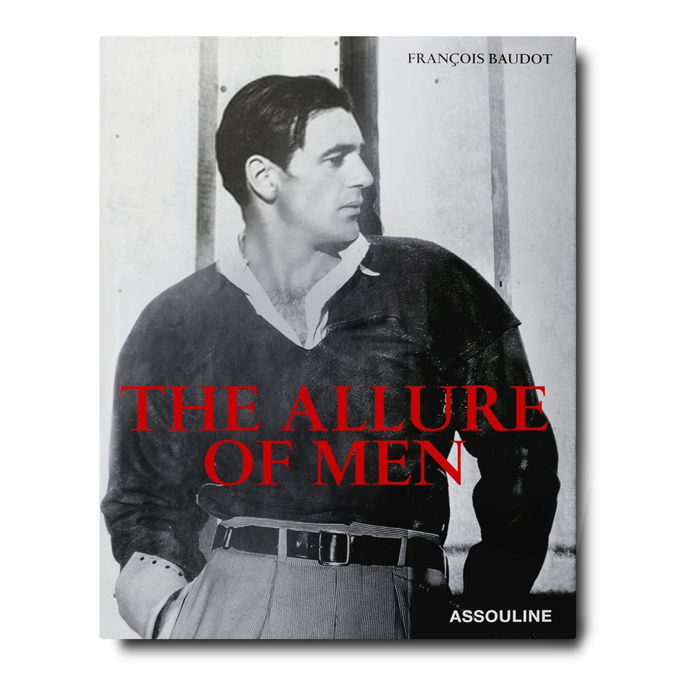 The Allure of Men | ASSOULINE
