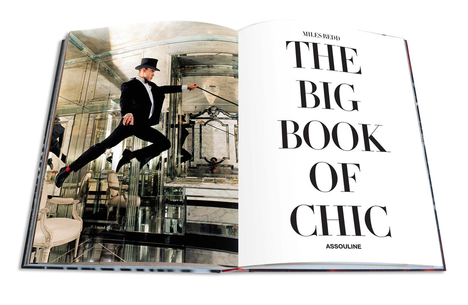 The Big Book of Chic | ASSOULINE