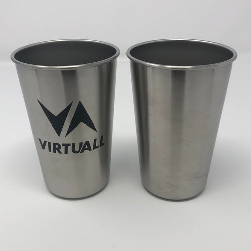 VirtuALL Stainless Steel Pint Cup