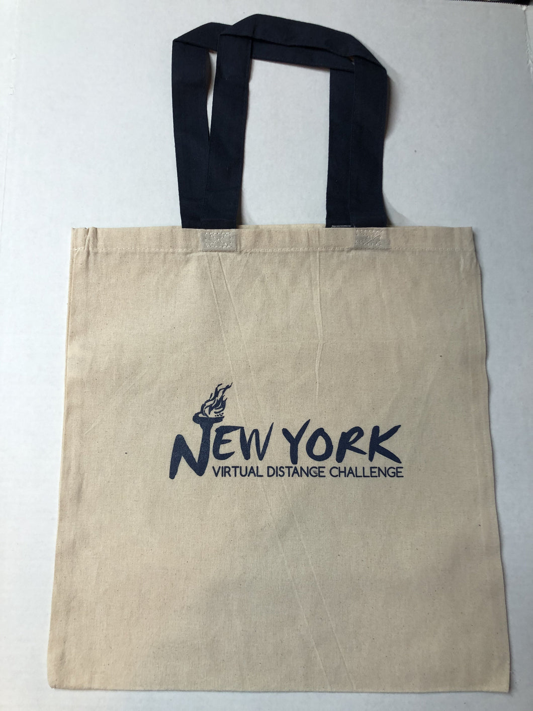 New York Virtual Distance Challenge - Tote Bag