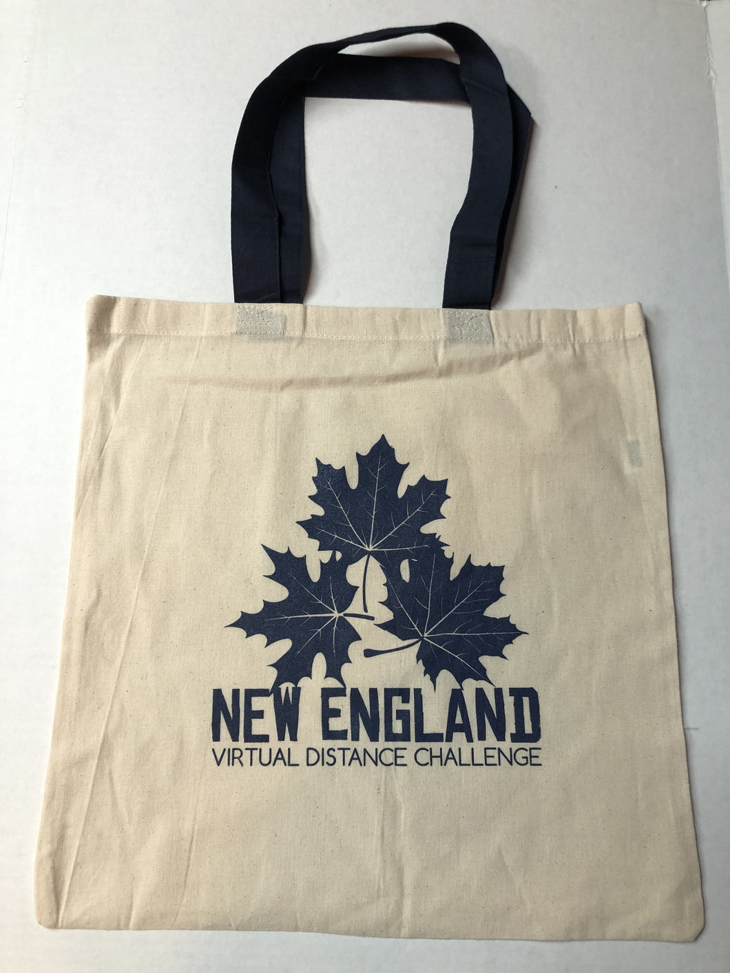 New England Virtual Distance Challenge - Tote Bag