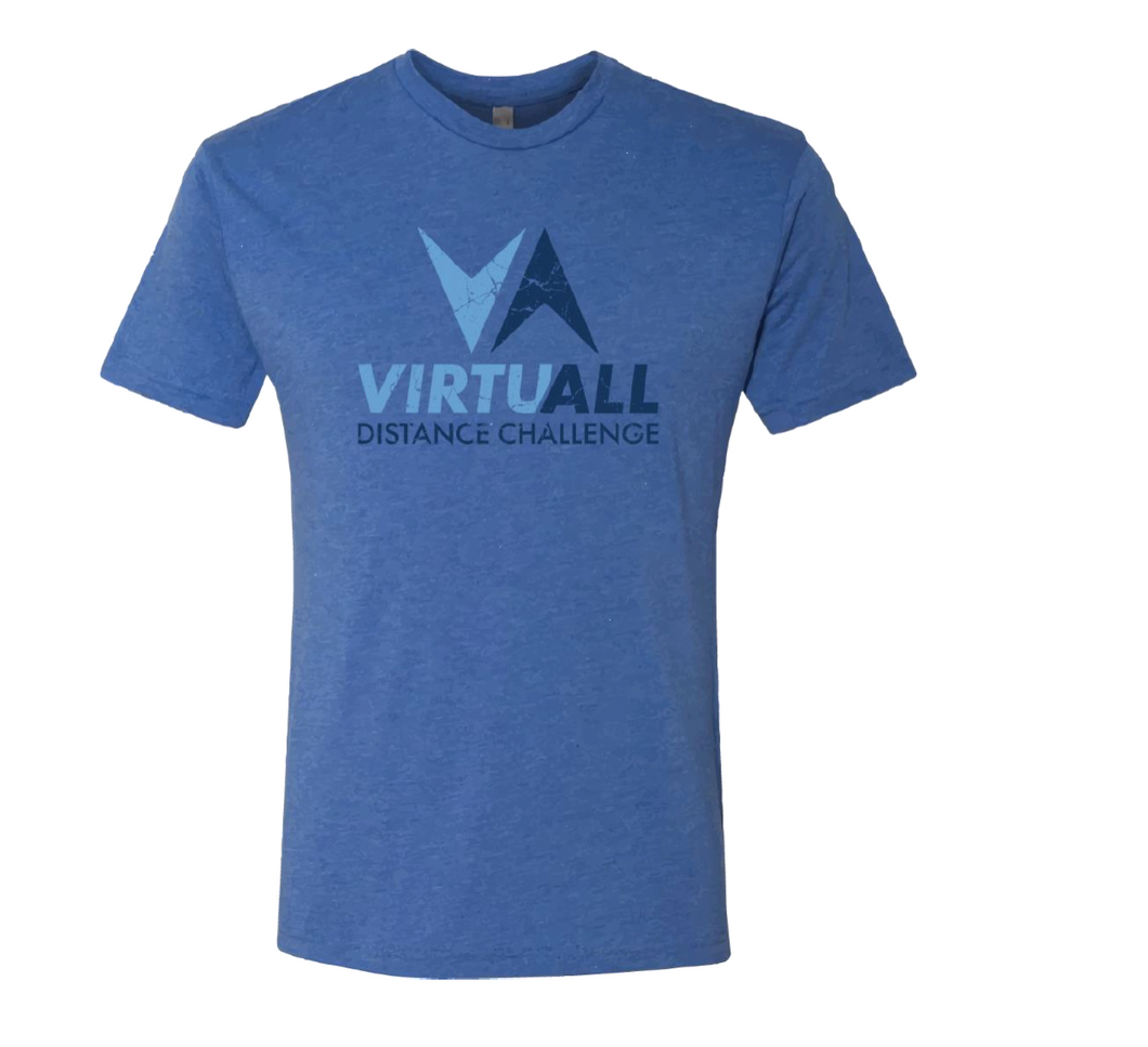VirtuALL Tshirt (Vintage Royal)