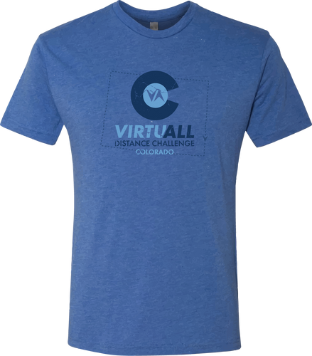 VirtuALL Colorado T-Shirt - Vintage Royal