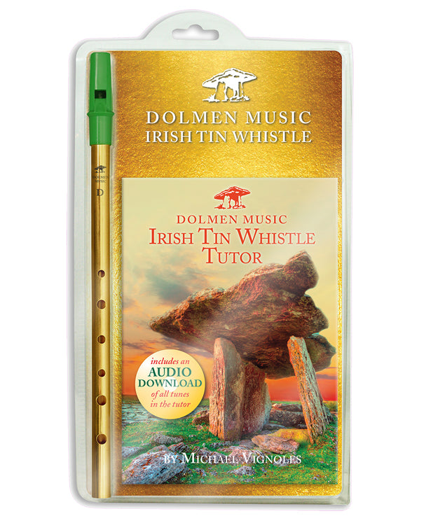 Tin Whistle Pack - Audio Tutor
