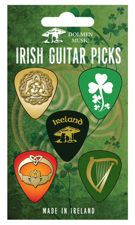 Irish Guitar Picks