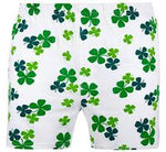 Amazing Mens Boxer Shorts, Shamrock, compressed