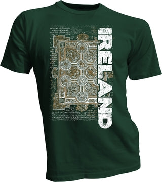Book of Kells T Shirt