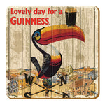 Guinness Coasters, nostalgic collection, 6 options