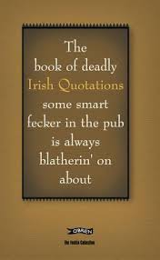Book of Deadly Irish Quotations