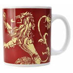 Game of Thrones Mug 350ml, boxed (Lanister)