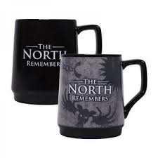 Game of Thrones Heat Changing Mug (North Remember)