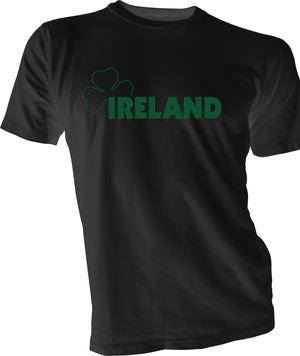 Ireland and Shamrock, Green T
