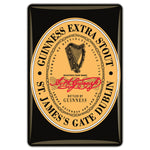 Guinness Fridge Magnets collection, 6 options