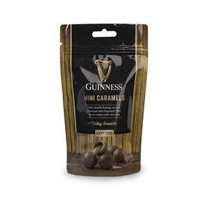 Guinness Mini Caramels, 100g pouch