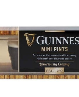 Guinness Mini Chocolate Pints