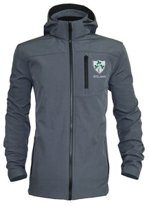 Shamrock Shell Jacket, Grey
