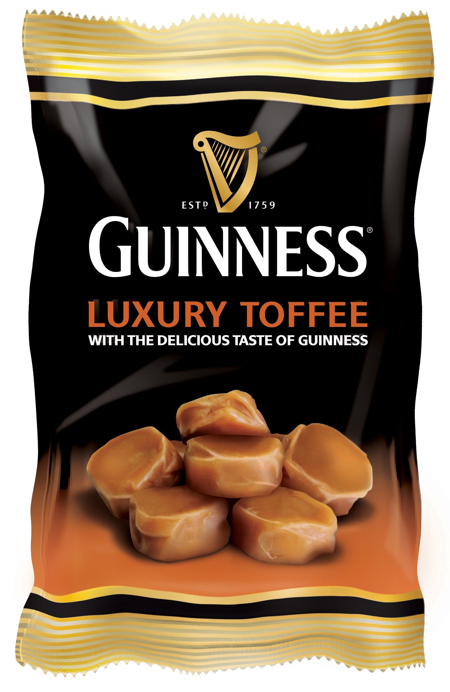 Luxury Guinness Toffee