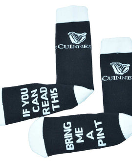 Guinness Bring Me A Pint Socks