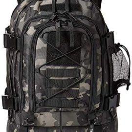 Savage Cut  Outdoor Expandable 3-Day Survival Tactical Backpack, XL Capacity