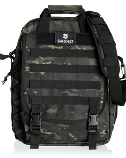 Savage Cut Tactical Laptop Multi-Function Military Backpack