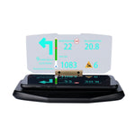 Car HUD Phone GPS Navigation Image Reflector