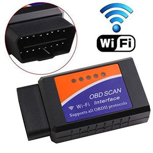 OBD II Car Diagnostic Tool Check Engine for Android and iOS