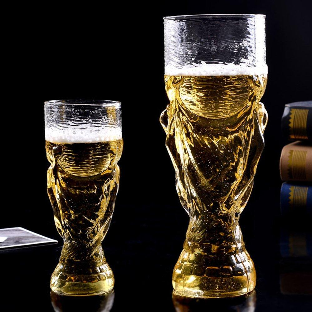 WORLD CUP Beer Mug DRINKING GLASS 350ML/850ML - WORLD CUP DEALS