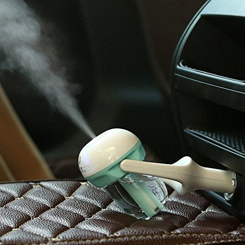 Copy of Mini Car Styling 12V Car Humidifier Air Purify Aroma Diffuser