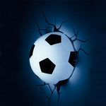 Magic Soccer 3D Lamp - WORLD CUP DEALS