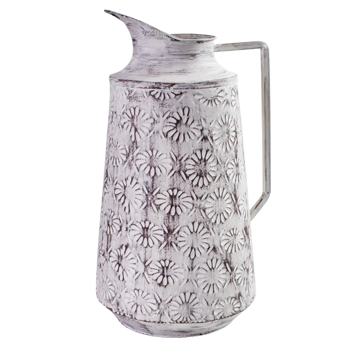 Terra Metal Jug - Fresh at Home