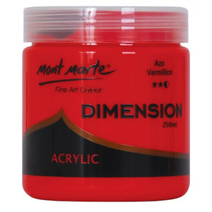 Dimension Acrylic Paint 250ml - Fresh at Home