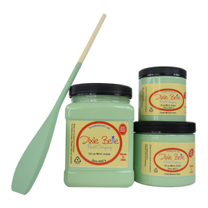 Mint Julep Chalk Mineral Paint - Fresh at Home