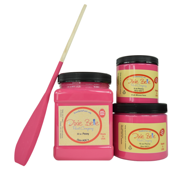 Peony Chalk Mineral Paint - Fresh at Home