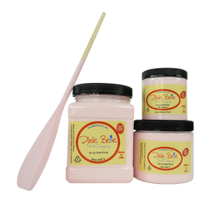 Soft Pink Chalk Mineral Paint - Fresh at Home