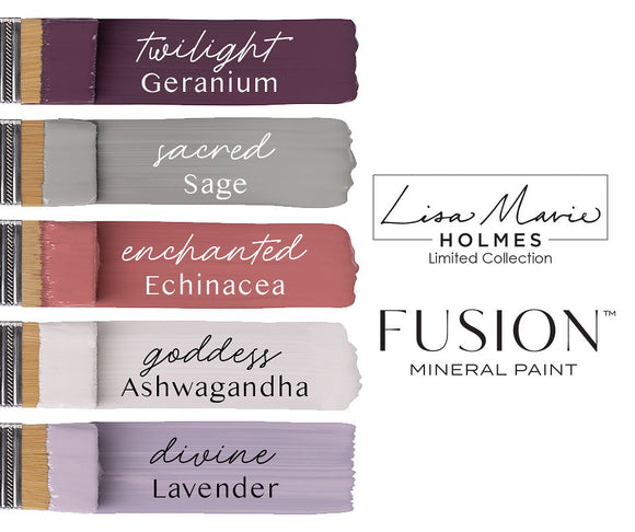 Lisa Holmes collection - Fresh at Home