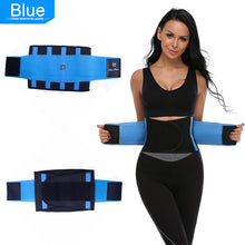 Load image into Gallery viewer, Neoprene Sweat Fitness Slimming Waist Trainer