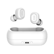 Load image into Gallery viewer, QCY Wireless Bluetooth Earbuds with Charging Base