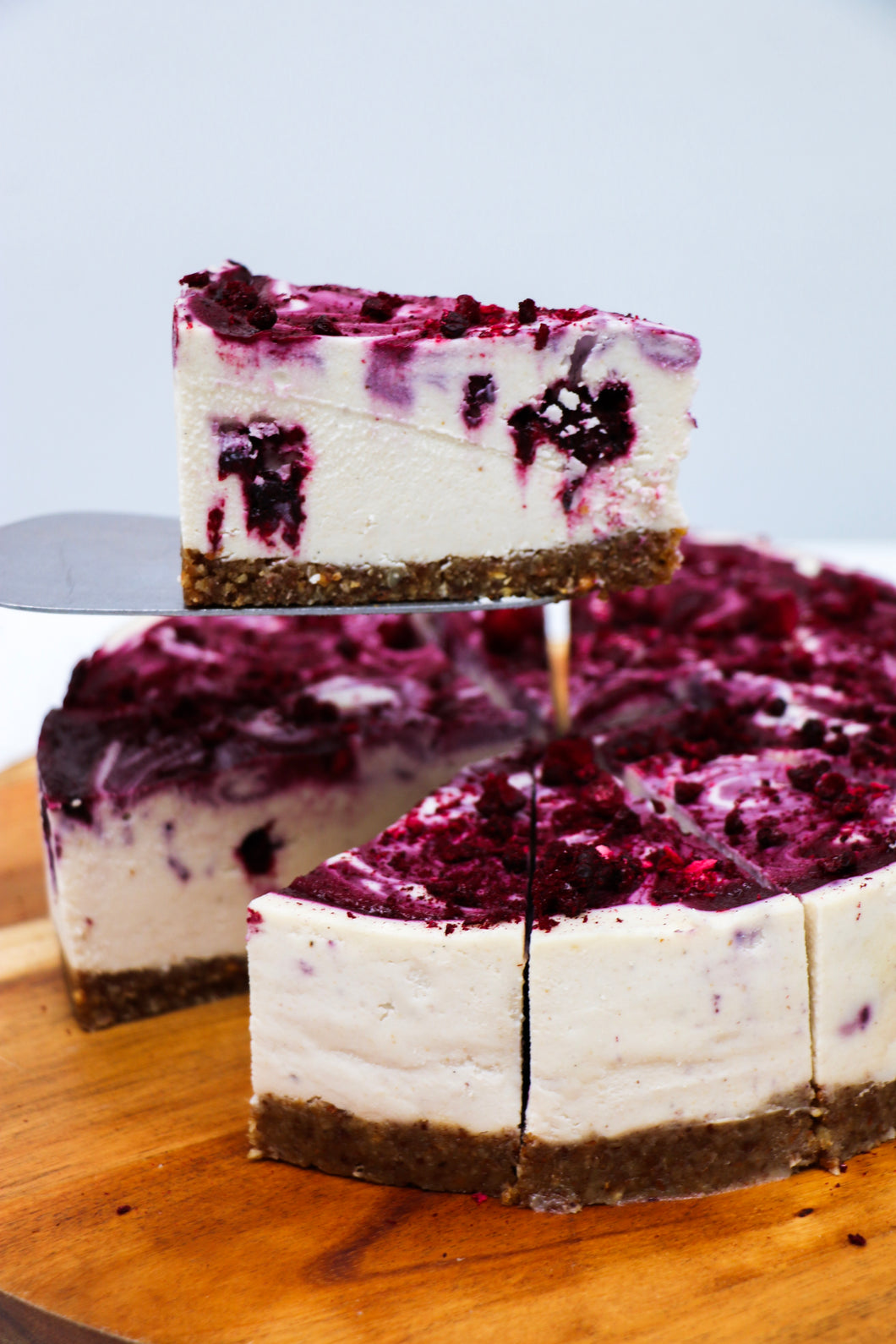 BOYSENBERRY & COCONUT YOGURT