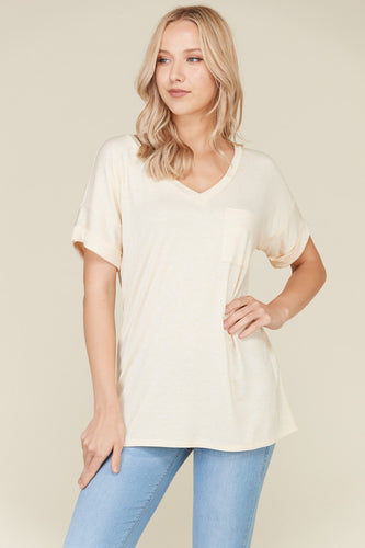 Isabella Pocket Short Sleeve