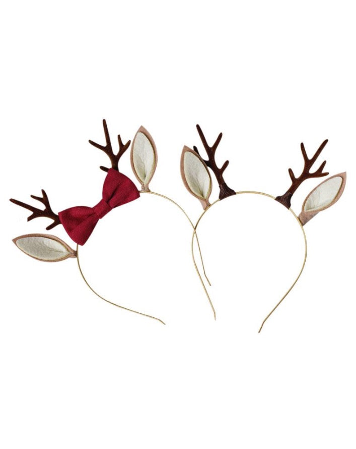 Reindeer Ears Headband