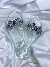 Load image into Gallery viewer, Crystal Ice sandals