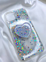 Holo Heart Case