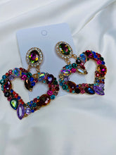 Load image into Gallery viewer, Party Heart earrings